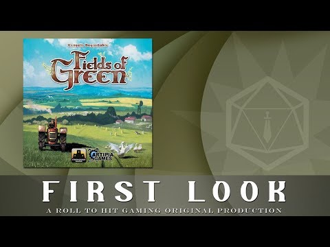 Roll to Hit First Look:  Fields of Green
