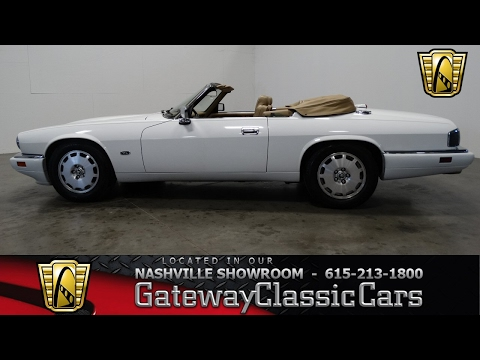 Video of '96 XJS - KGRY