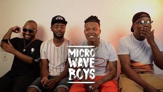 MicroWave Boys EP67: Nasty C, No Nut November, Jill Scott, Idibala, #FlavourOdyssey