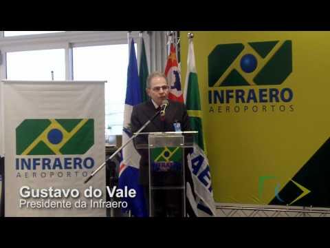 Aeroporto de Cumbica recebe nova área de passageiros
