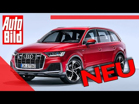 Audi Q7 Facelift (2019): Facelift - Design - Infos