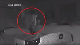 Ghost Caught On Nanny Cam? See The Creepy Video, Plus More Of This Weeks Crazy Stories