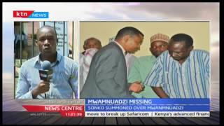 Nairobi Senator Mike Sonko expected to explain the whereabouts of MRC leader