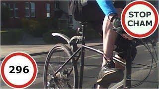 Stop Cham #296 - Niebezpieczne i chamskie sytuacje na drogach