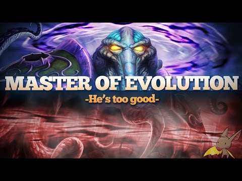 My Opponent: The Master of Evolution