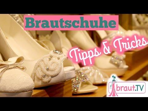 Brautschuhe TRENDS 2017 Tipps & Tricks | High Heels, Sandaletten, Peeptoes uvm.