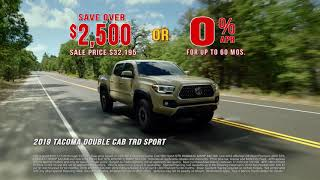 Servco Toyota Ring in the Deals Sales Event - 1/17/2020 - 1/31/2020