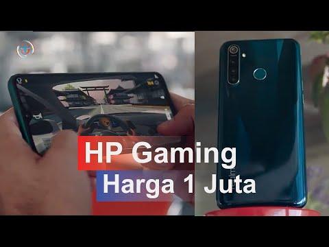5 HP GAMING HARGA 1 JUTAAN TERBAIK OKTOBER 2019 | BATERAI JUMBO 5000 MAH 6 INCI | HP GAMING PUBG