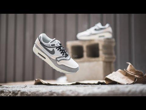 "Nike Air Max 1 Premium SE ""Inside Out Phantom"": Review & On-Feet"