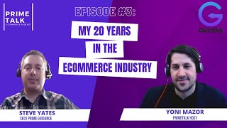 20 years of Amazon success by Steve Yates