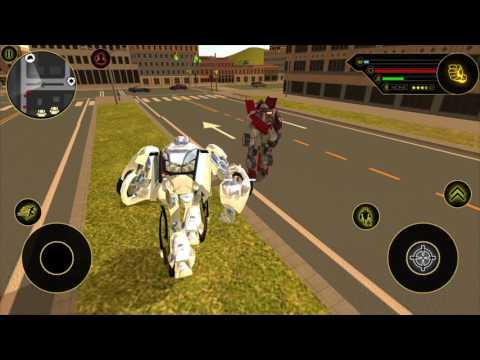 Download us police robot car game – police plane transport on pc.
