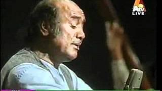 Mehdi Hassan Live Rafta Rafta Woh Meri (Rare Version