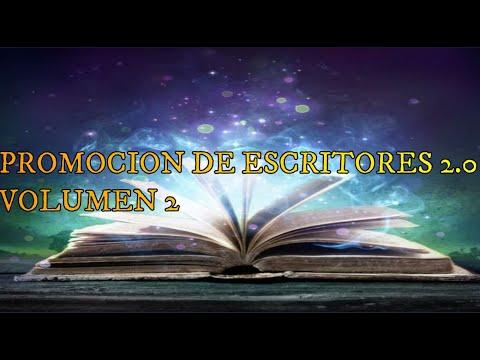 Promoción de escritores 2.0 Volumen 2