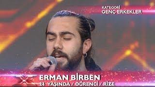 Erman Birben - Seviyorum Seni Performansı  - X Factor Star Işığı