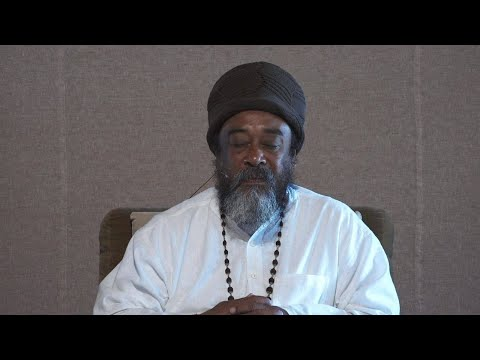 Silent Sitting with Mooji ~ Easter 2019