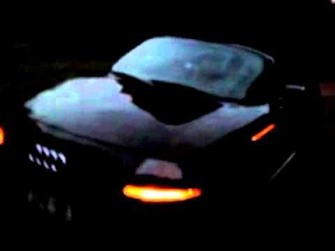 Audi TT Turn Signal strip