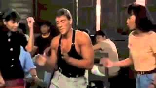 Van Damme Yourself To Dance