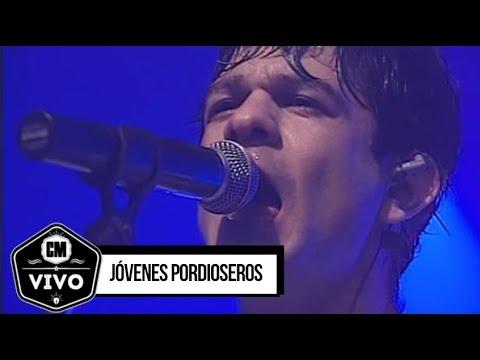 Jóvenes Pordioseros video CM Vivo 2007 - Show Completo