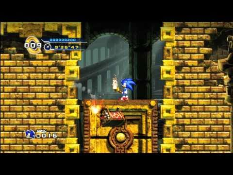 Sonic 4 Ends On A Cliffhanger, Has That Mine Cart Action