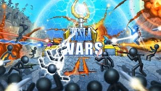 Обзор игры Tesla Wars 2 (iPhones.ru)