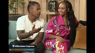 Bontle Modiselle & Priddy Ugly | Afternoon Express | 5 March 2019