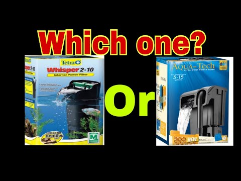 What's the best filter for a 5-10 gallon tank?? (If you are on a budget)