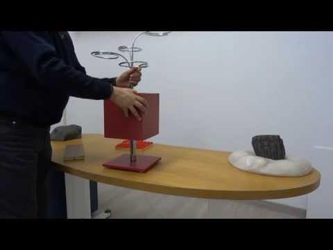 Montaggio portaombrelli in DuPont™ Corian®