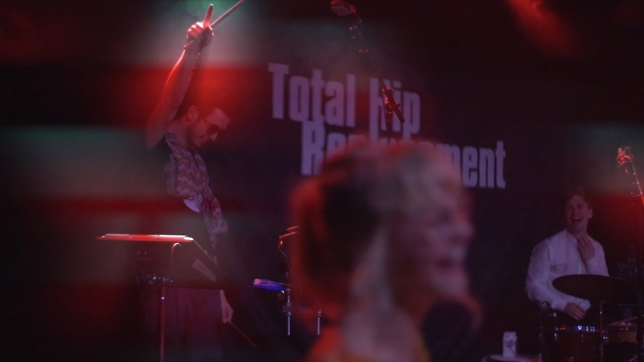 Total Hip Replacement // Album Release Party // Aftermovie
