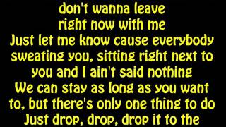 Chris Brown   Ain't Said Nothing Lyrics On Screenvia torchbrowser com