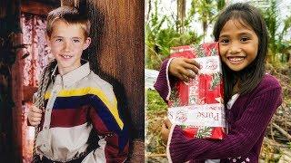 Мальчик отправил посылку бедной девочке и через 15 лет это изменило их жизни