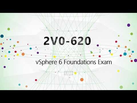CertTree 2V0-620 exam questions,vSphere 6 Foundations Exam ...