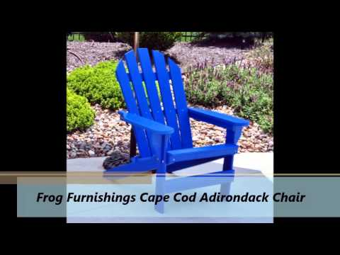 Premium Poly Patios - Polywood Adirondack Bench, Chairs ...