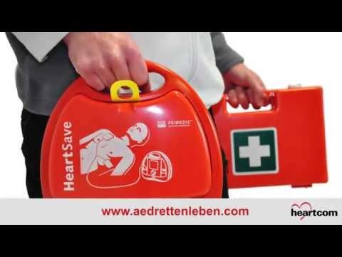 Kaufen oder leasen Sie einen AED Defibrillator Defi vom Fachhandel