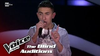 """Roberto Tornabene """"River"""" - Blind Auditions #4 - The Voice of Italy 2018"""