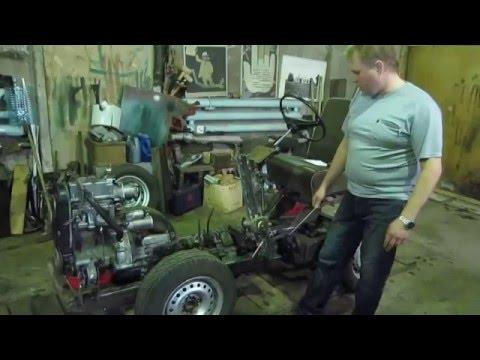 подробнее самодельный минитрактор с двигателем от оки сегодня активно используется