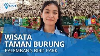 Wiki On The Spot - Palembang Bird Park, Taman Burung dengan 1000 lebih Jenis Burung