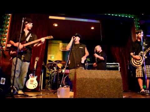 """ACT-A-FOOL """"Through Glass"""" LIVE @ Jacks Place 6 8 2012"""
