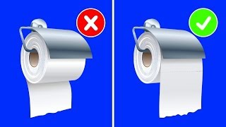 27 EVERYDAY THINGS WE DON'T REALIZE WE DO COMPLETELY WRONG