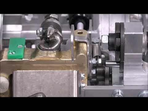 AXRO FQC2: Montering och justering av bindarm