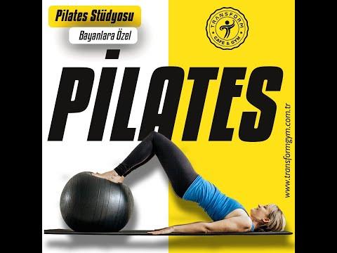 Pilates Grup Dersleri Baynlara Özel Grup Dersleri Antalya Transform Gym
