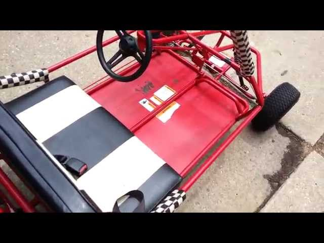Yerf Dog Go Kart Engine yerf dog go kart update top speed run# MP3