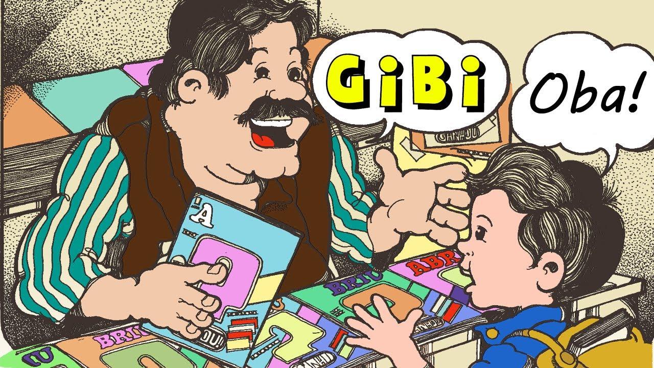 GIBI - Uma história para sempre - Clip Infantil