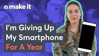 I'm Giving Up My Smartphone For A Year – Vitaminwater Challenge