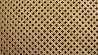 Панель плетенка декоративная