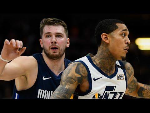 Даллас Mавериккс вс Утах Джазз Фалл Гаме Хигхлигхц | Джанаари 25 2019-20 НБА Сеасон
