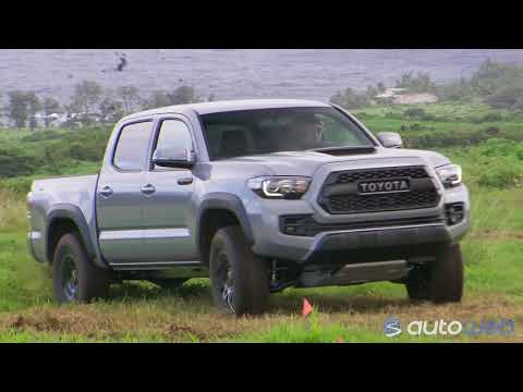 2018 Toyota Tacoma Wins AutoWeb Buyer