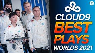 Le Highlights des Cloud9 au Play-In des Worlds 2021