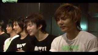 [Vietsub] SS501 - DVD Documentary Of Heart To Heart Dics 1 Part 2