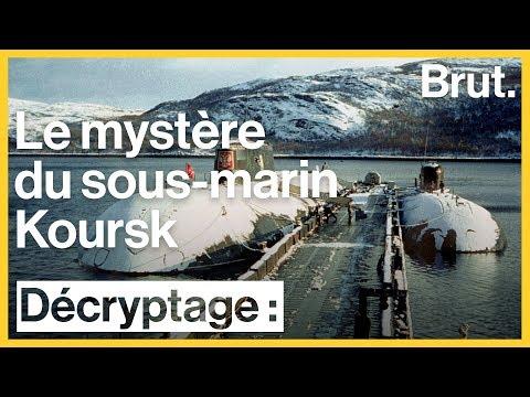 Russie : la mystérieuse histoire du sous-marin Koursk