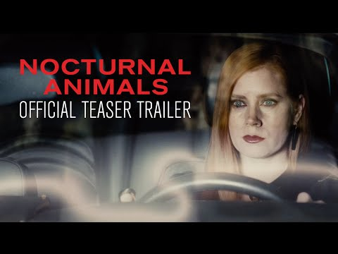 Commercial for Nocturnal Animals (2016 - 2017) (Television Commercial)